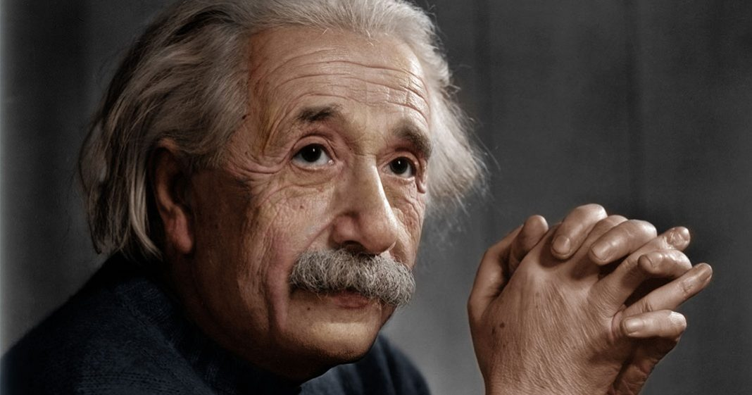 a history of albert einstein a brilliant theoretical physicist and the founder of the theory of rela Einstein's 1905 revolution: new physics, new century albert einstein hardly needs an einstein's theory of relativity formulated during 1905.