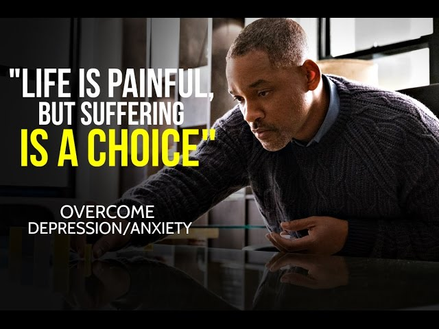 Overcoming Depression And Anxiety Motivational Video